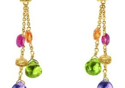 marco-bicego-paradise-orecchini-2-fili-oro-giallo-e-pietre-naturali-colorate-ob914-mix01-500x500