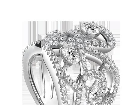 Battito d'ali anello